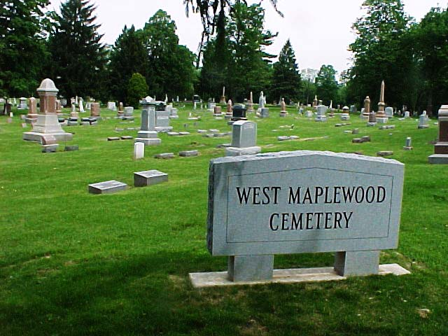 Maplewood Memorial Cemetery  Crown Point IN